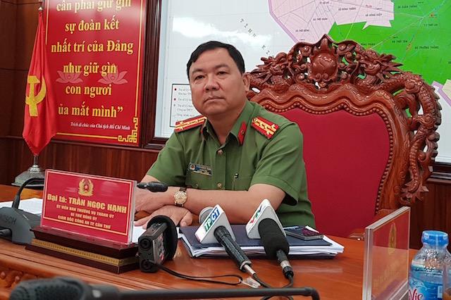 Vụ ca sĩ Phi Nhung bị đòi bồi thường 1 cây vàng: Giám đốc Công an TP. Cần Thơ lên tiếng  1