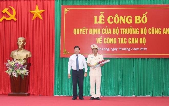 Công bố quyết định điều động, bổ nhiệm Giám đốc Công an tỉnh Vĩnh Long - Ảnh minh hoạ 5