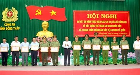 Lan tỏa phong trào toàn dân bảo vệ an ninh Tổ quốc vùng đất Sen Hồng