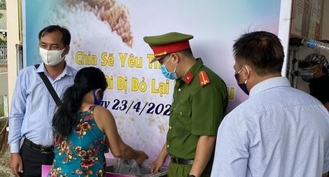 """Triển khai """"ATM gạo"""" ở huyện biên giới Tân Hồng"""