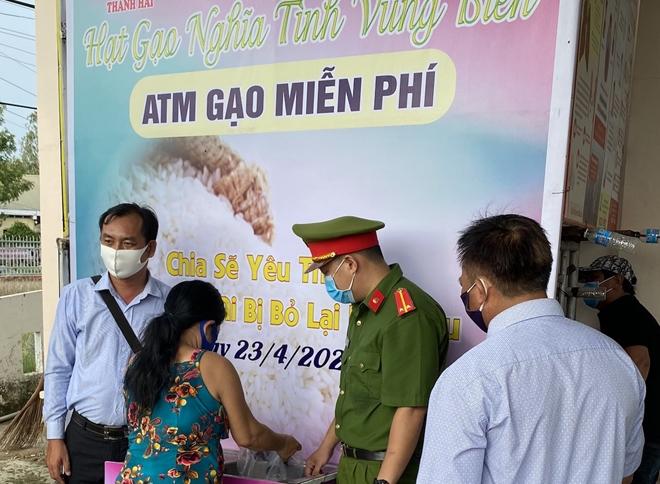 """Triển khai """"ATM gạo"""" ở huyện biên giới Tân Hồng - Ảnh minh hoạ 2"""