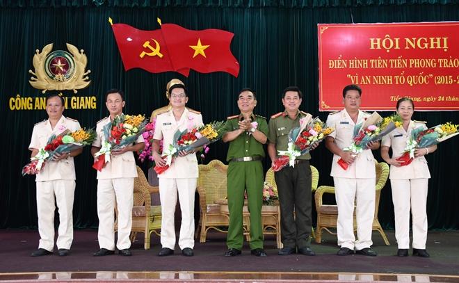 Công an Tiền Giang tổ chức hội nghị điển hình tiên tiến - Ảnh minh hoạ 2