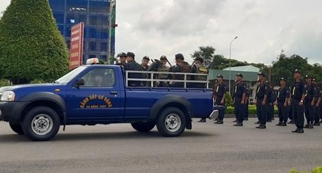 Công an tỉnh Đồng Tháp mở đợt cao điểm tấn công trấn áp tội phạm