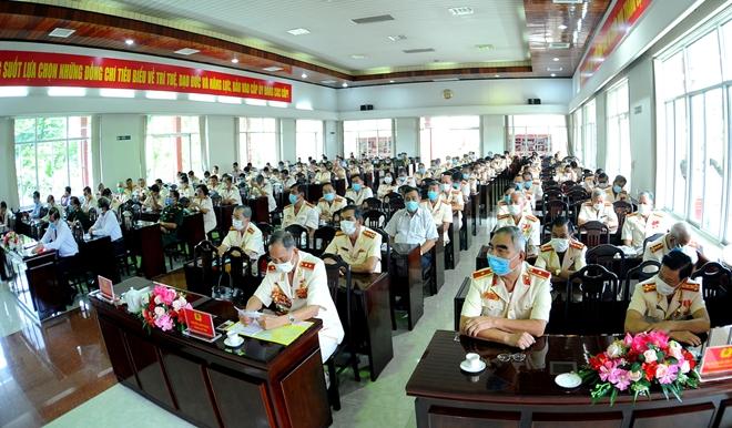 Công an Tiền Giang gặp mặt Kỷ niệm 75 năm ngày truyền thống CAND - Ảnh minh hoạ 2