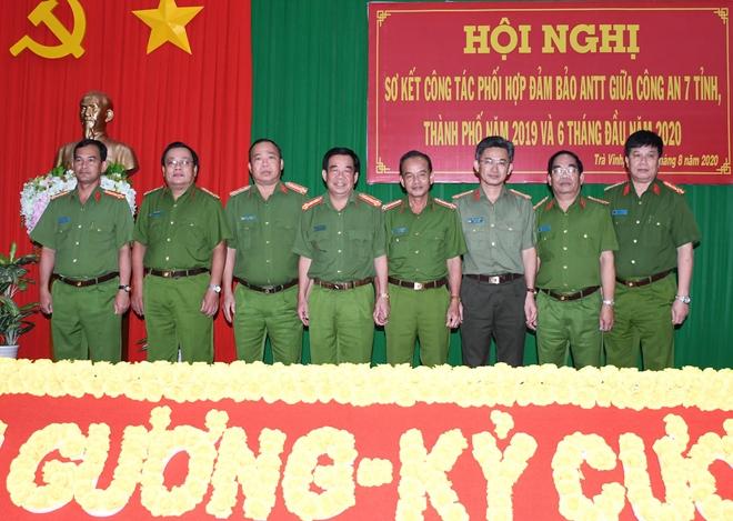 Công an 7 tỉnh, thành miền Tây phối hợp hiệu quả công tác bảo đảm ANTT - Ảnh minh hoạ 3