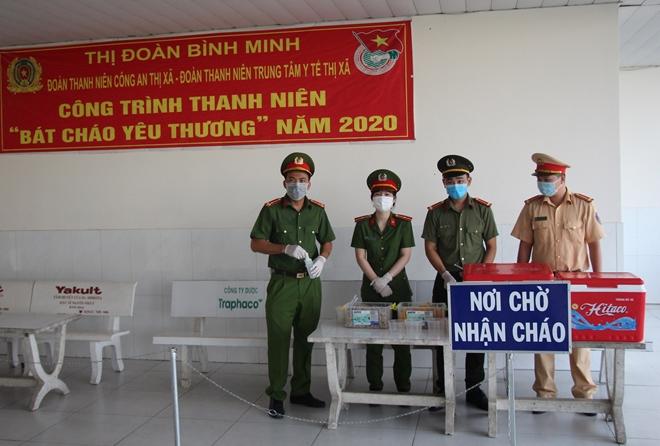 """""""Bát cháo yêu thương"""" ở Bình Minh - Ảnh minh hoạ 3"""