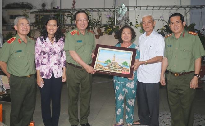 Thứ trưởng Nguyễn Văn Thành kiểm tra công tác tại An Giang - Ảnh minh hoạ 5