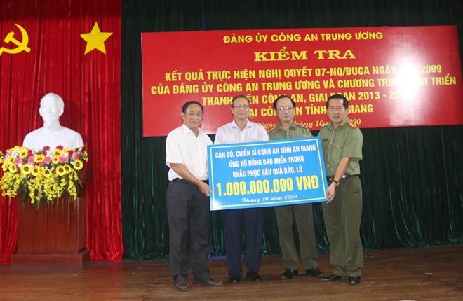 Thứ trưởng Nguyễn Văn Thành kiểm tra công tác tại An Giang - Ảnh minh hoạ 3
