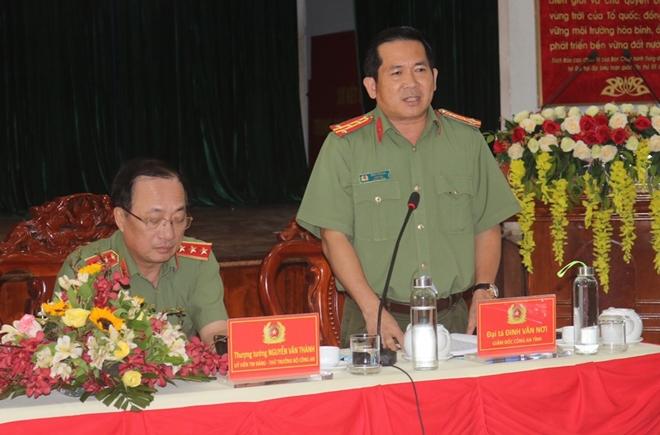 Thứ trưởng Nguyễn Văn Thành kiểm tra công tác tại An Giang - Ảnh minh hoạ 2