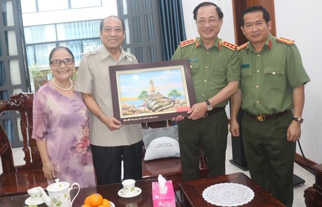 Thứ trưởng Nguyễn Văn Thành kiểm tra công tác tại An Giang - Ảnh minh hoạ 7