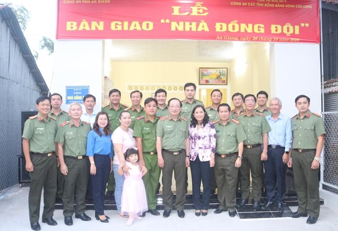 Thứ trưởng Nguyễn Văn Thành kiểm tra công tác tại An Giang - Ảnh minh hoạ 6