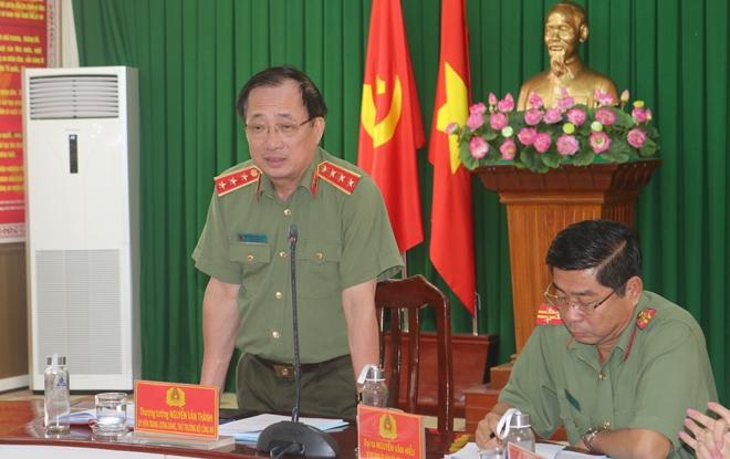 Thứ trưởng Nguyễn Văn Thành kiểm tra công tác tại Đồng Tháp - Ảnh minh hoạ 2