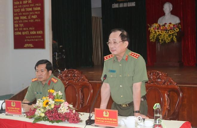 Công an tỉnh An Giang trao ôtô cấp cứu người bị tai nạn giao thông - Ảnh minh hoạ 2