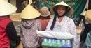 Hàng nghìn suất quà đến với đồng bào vùng lũ miền Trung