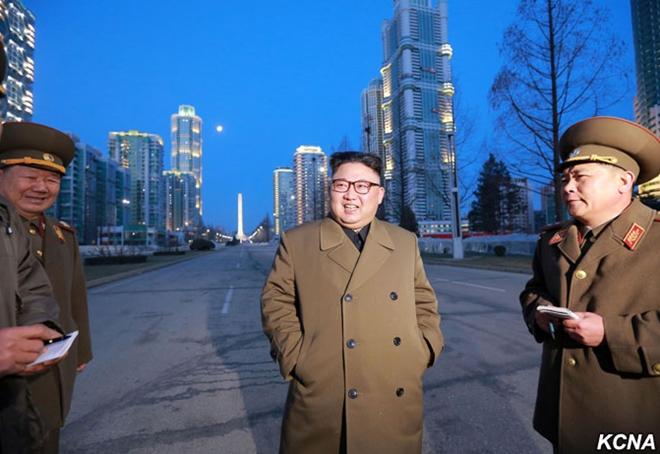 Triều Tiên thử nghiệm động cơ tên lửa thế hệ mới