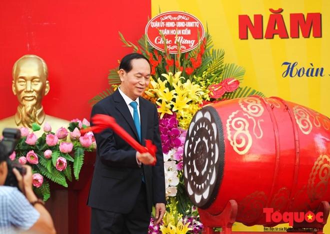 Chủ tịch nước Trần Đại Quang gửi thư chúc mừng nhân dịp năm học mới 2018 - 2019
