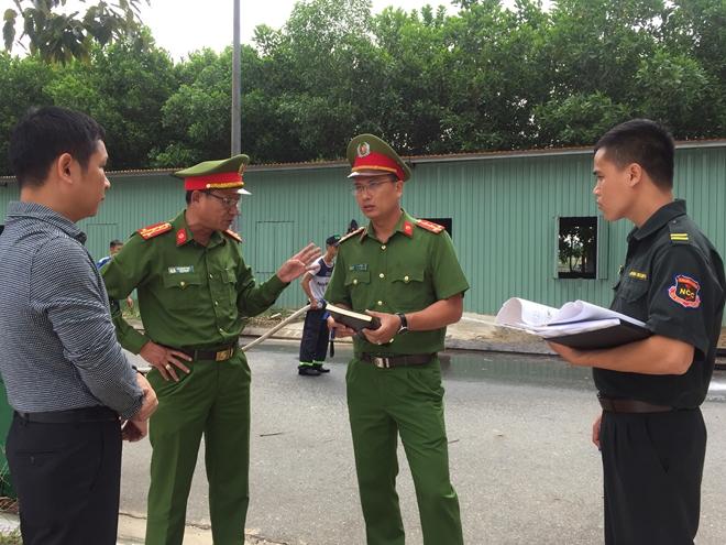 Đảm bảo tuyệt đối an toàn PCCC những ngày đầu TLCC APEC - Ảnh minh hoạ 4