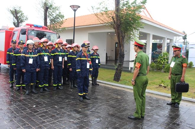 Đảm bảo tuyệt đối an toàn PCCC những ngày đầu TLCC APEC - Ảnh minh hoạ 3