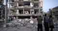 Rợn người hiện trường vụ động đất khiến 450 người chết ở Iran-Iraq