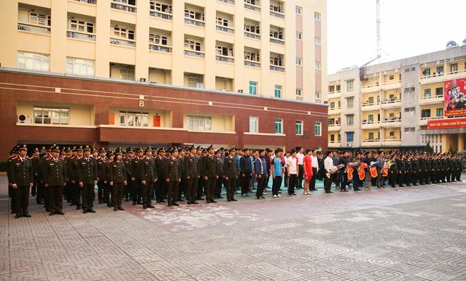 Khai mạc tuần lễ thể thao chào mừng 65 năm Ngày thành lập lực lượng Cảnh vệ CAND - Ảnh minh hoạ 2
