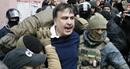 Ukraine bắt giữ lại cựu Tổng thống Gruzia