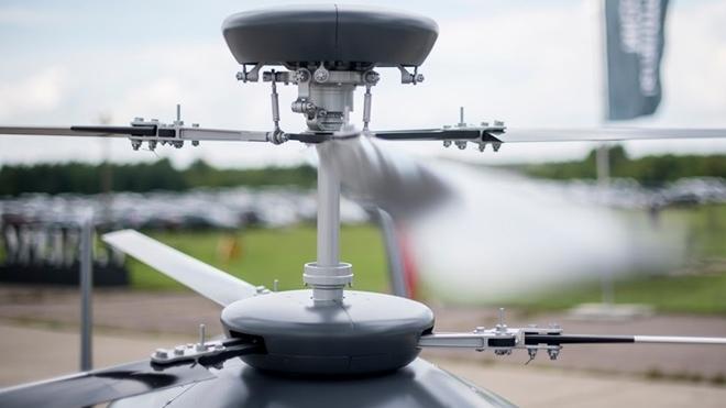 Nga đang thử nghiệm những chiếc trực thăng không người lái có khả năng mang vũ khí tấn công. Ảnh: Rostec