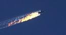 Những lần máy bay Nga trúng tên lửa ở Syria