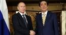 Lãnh đạo Nga-Nhật sẽ đến Singapore đối thoại về tranh chấp chủ quyền trên biển