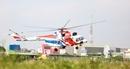 """Cận cảnh """"huyền thoại trực thăng"""" Mi-171A2 và Ansat Nga lần đầu cất cánh ở Hà Nội"""
