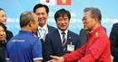 Tổng thống Hàn Quốc chúc mừng Việt Nam vô địch AFF Cup