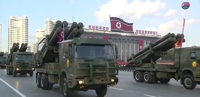 """Mỹ nói gì về """"sức mạnh vũ khí"""" Triều Tiên vừa bắn thử?"""
