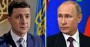 Nga nói gì về quan hệ với Ukraine sau khi danh hài Zelensky đắc cử?1