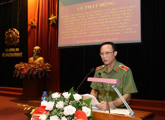 Lực lượng Cảnh vệ thi đua nâng cao văn hoá công sở, lập công dâng Bác - Ảnh minh hoạ 2