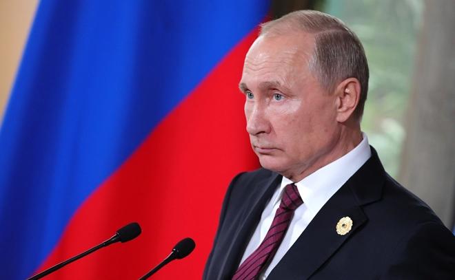 """Tổng thống Putin """"trảm"""" 2 tướng cấp cao vì dính líu vụ gài bẫy nhà báo"""
