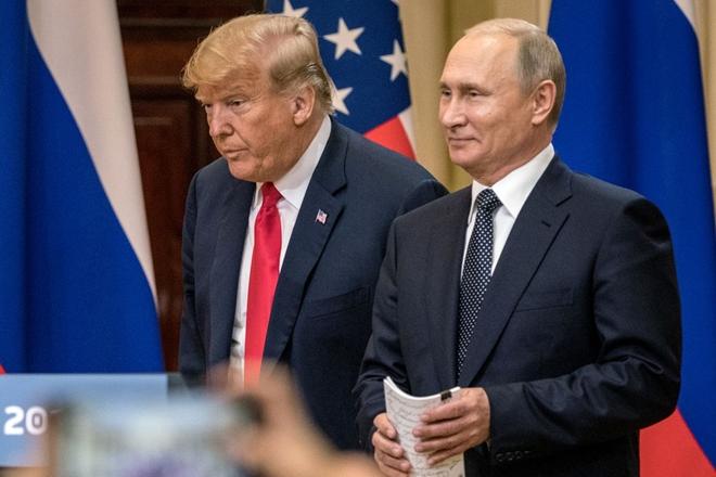 Tổng thống Putin mời Tổng thống Trump mua tên lửa siêu vượt âm
