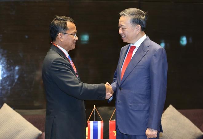 Việt Nam - Thái Lan chung tay đẩy lùi ma tuý