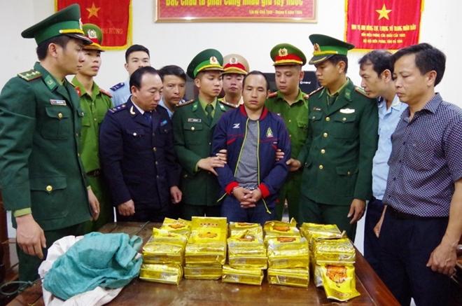 Việt Nam – Lào bắt giữ 4.400 đối tượng, thu giữ hơn 156kg heroin ở biên giới - Ảnh minh hoạ 4