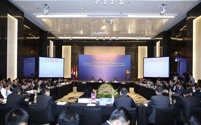 Khai mạc Hội nghị cấp Bộ trưởng Việt Nam - Lào - Campuchia về phòng, chống ma tuý - Ảnh minh hoạ 7