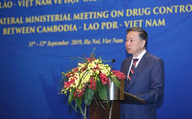 Khai mạc Hội nghị cấp Bộ trưởng Việt Nam - Lào - Campuchia về phòng, chống ma tuý - Ảnh minh hoạ 2