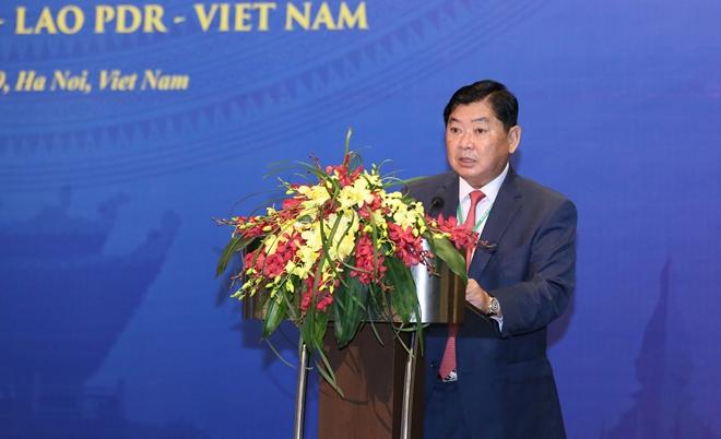 Khai mạc Hội nghị cấp Bộ trưởng Việt Nam - Lào - Campuchia về phòng, chống ma tuý - Ảnh minh hoạ 3