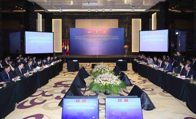 Việt Nam cam kết hỗ trợ Campuchia trong cuộc chiến chống ma tuý