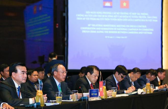 Việt Nam cam kết hỗ trợ Campuchia trong cuộc chiến chống ma tuý - Ảnh minh hoạ 2