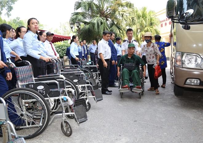 Tiếp thêm nghị lực sống và niềm vui của các thương bệnh binh Thuận Thành - Ảnh minh hoạ 6
