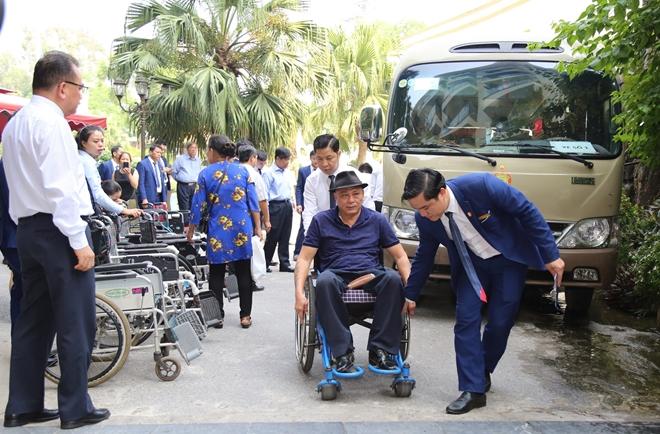 Tiếp thêm nghị lực sống và niềm vui của các thương bệnh binh Thuận Thành - Ảnh minh hoạ 7