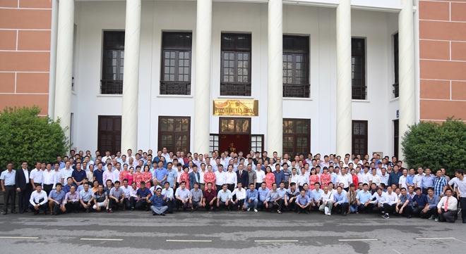 Khoá D16 Học viện An ninh nhân dân kỷ niệm 35 năm ngày tựu trường - Ảnh minh hoạ 2