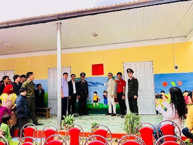 Thanh niên Cảnh vệ CAND chung tay xây trường học tại Hà Giang - Ảnh minh hoạ 2