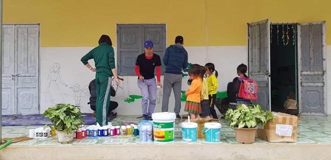 Thanh niên Cảnh vệ CAND chung tay xây trường học tại Hà Giang - Ảnh minh hoạ 3