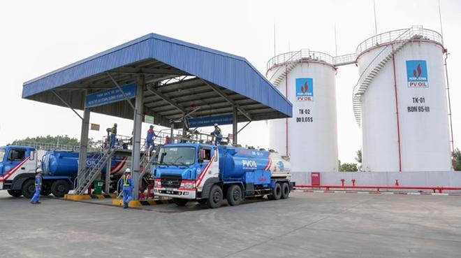 PVOIL khẳng định quy trình kiểm soát chất lượng được đảm bảo nghiêm ngặt.