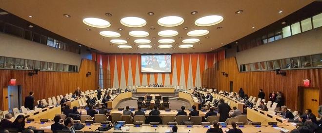 Việt Nam bắt đầu hoạt động chính thức trên cương vị Chủ tịch Hội đồng Bảo an