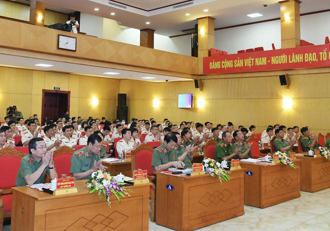 Nâng cao chất lượng, hiệu quả công tác tham mưu của Văn phòng Bộ Công an